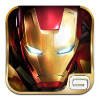 Iron Man 3 Il Gioco Ufficiale per iPhone