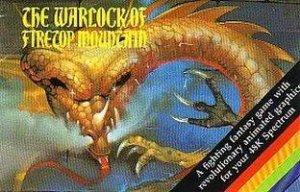 Warlock of Firetop Mountain per Sinclair ZX Spectrum