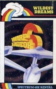 Warp Factor 6 per Sinclair ZX Spectrum
