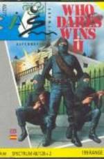 Who Dares Wins II per Sinclair ZX Spectrum