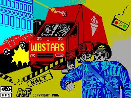 Wibstars per Sinclair ZX Spectrum