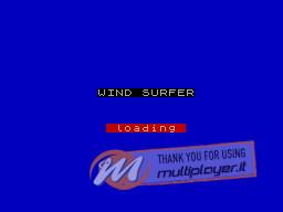 Wind Surfer per Sinclair ZX Spectrum
