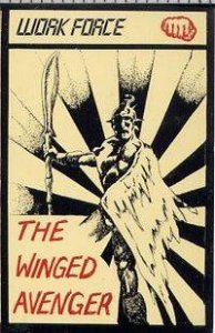 Winged Avenger per Sinclair ZX Spectrum