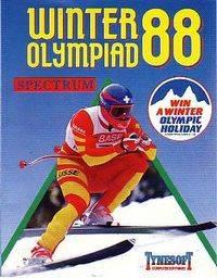 Winter Olympiad '88 per Sinclair ZX Spectrum