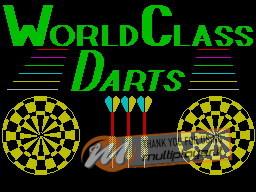 World Class Darts per Sinclair ZX Spectrum