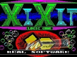 Xixit per Sinclair ZX Spectrum