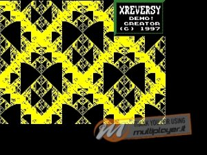 Xreversy per Sinclair ZX Spectrum