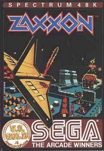 Zaxxon per Sinclair ZX Spectrum