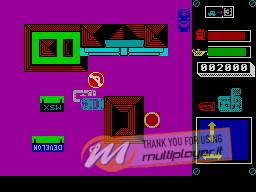 Taxi Driver per Sinclair ZX Spectrum