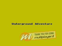 Underground Adventure per Sinclair ZX Spectrum
