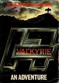 Valkyrie 17 per Sinclair ZX Spectrum