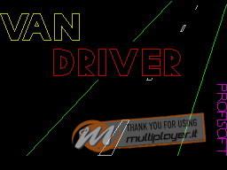 Van Driver per Sinclair ZX Spectrum