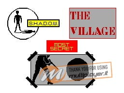 The Village per Sinclair ZX Spectrum