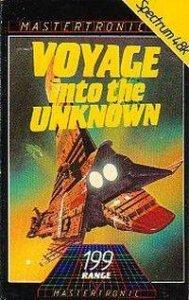 Voyage into the Unknown per Sinclair ZX Spectrum
