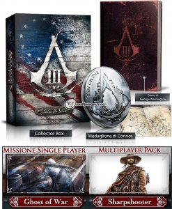 Assassin's Creed III per PlayStation 3