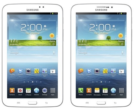 Samsung annuncia il Galaxy tab 3