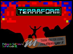 Terraform per Sinclair ZX Spectrum