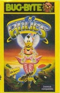 The Birds and the Bees II: Antics per Sinclair ZX Spectrum