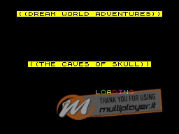 The Caves of Skull per Sinclair ZX Spectrum