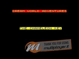 The Chameleon Key per Sinclair ZX Spectrum