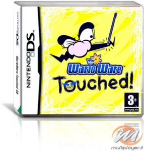 WarioWare Touched! per Nintendo DS