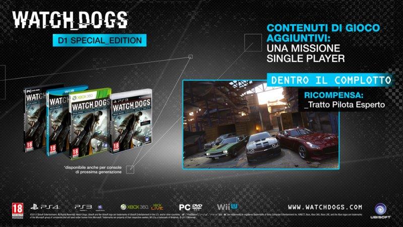Il preorder di Watch Dogs in promozione su Multiplayer.com