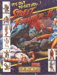 Street Fighter II: The World Warrior per Sinclair ZX Spectrum