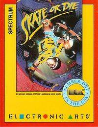 Skate or Die per Sinclair ZX Spectrum