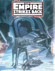 Star Wars: The Empire Strikes Back per Sinclair ZX Spectrum