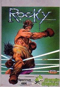 Rocky per Sinclair ZX Spectrum