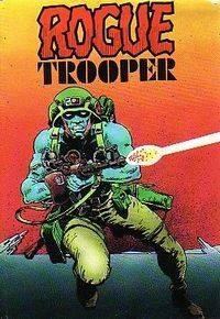 Rogue Trooper per Sinclair ZX Spectrum