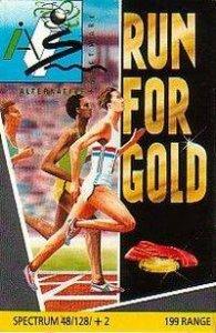 Run for Gold per Sinclair ZX Spectrum