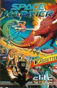 Space Harrier per Sinclair ZX Spectrum