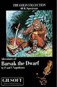 The Adventures of Barsak the Dwarf per Sinclair ZX Spectrum