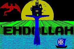 The City of Ehdollah per Sinclair ZX Spectrum
