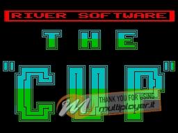 The Cup per Sinclair ZX Spectrum