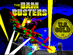 The Dam Busters per Sinclair ZX Spectrum