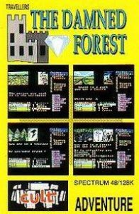 The Damned Forest per Sinclair ZX Spectrum