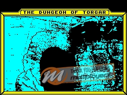 The Dungeon of Torgar per Sinclair ZX Spectrum
