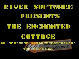The Enchanted Cottage per Sinclair ZX Spectrum