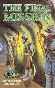 The Final Mission per Sinclair ZX Spectrum