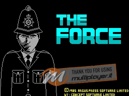 The Force per Sinclair ZX Spectrum