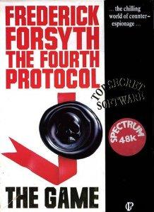 The Fourth Protocol per Sinclair ZX Spectrum