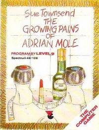 The Growing Pains of Adrian Mole per Sinclair ZX Spectrum