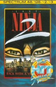 The Last Ninja 2 per Sinclair ZX Spectrum