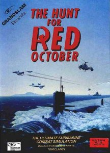 The Hunt for Red October per Sinclair ZX Spectrum