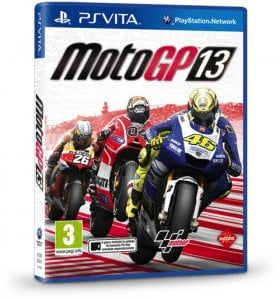 MotoGP 13 per PlayStation Vita