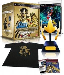 Saint Seiya - I Cavalieri dello Zodiaco: La Battaglia del Santuario per PlayStation 3