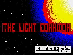 The Light Corridor per Sinclair ZX Spectrum