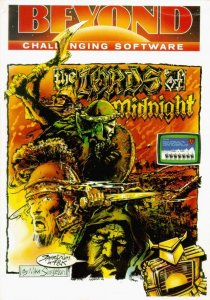 The Lords of Midnight per Sinclair ZX Spectrum